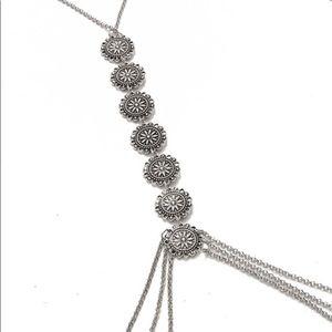 Jewelry - Silver Sexy Body Chain